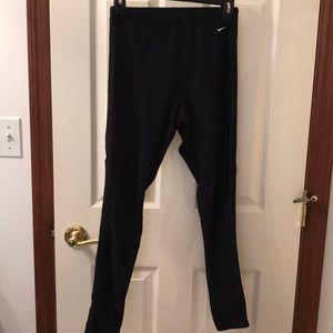 Nike Black Leggings Size S - $10